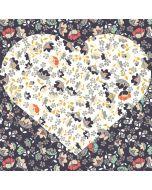 Floral Heart PS4 Slim Bundle Skin