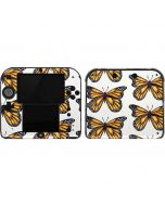Monarch Butterflies 2DS Skin