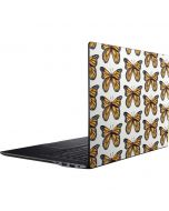 Monarch Butterflies Ativ Book 9 (15.6in 2014) Skin