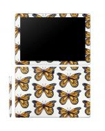 Monarch Butterflies Galaxy Book 12in Skin