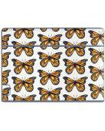 Monarch Butterflies Galaxy Book Keyboard Folio 10.6in Skin