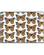 Monarch Butterflies Galaxy Book Keyboard Folio 12in Skin