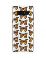 Monarch Butterflies Galaxy Note 8 Skin