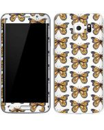 Monarch Butterflies Galaxy S6 Edge Skin