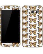 Monarch Butterflies Galaxy S7 Edge Skin