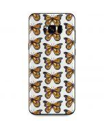 Monarch Butterflies Galaxy S8 Plus Skin
