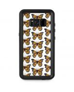 Monarch Butterflies Galaxy S8 Plus Waterproof Case