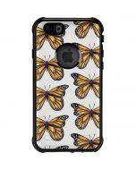 Monarch Butterflies iPhone 6/6s Waterproof Case