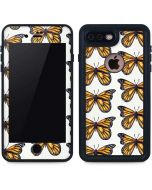 Monarch Butterflies iPhone 7 Plus Waterproof Case
