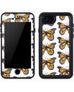 Monarch Butterflies iPhone 7 Waterproof Case