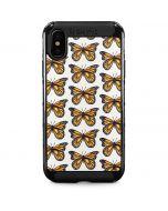 Monarch Butterflies iPhone X Cargo Case