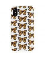 Monarch Butterflies iPhone X Pro Case