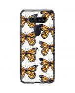 Monarch Butterflies LG K51/Q51 Clear Case
