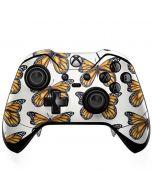 Monarch Butterflies Xbox One Elite Controller Skin