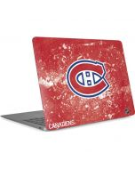 Montreal Canadiens Frozen Apple MacBook Air Skin