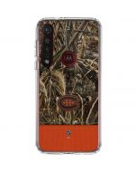 Montreal Canadiens Realtree Max-5 Camo Moto G8 Plus Clear Case