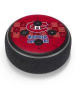 Montreal Canadiens Vintage Amazon Echo Dot Skin
