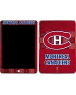 Montreal Canadiens Vintage Apple iPad Skin