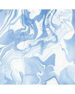 Blue Marbling Asus X202 Skin