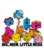 Mr Men Little Miss and Friends Apple iPad Skin