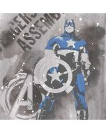 Captain America is Ready Xbox One Controller Skin