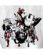 Avengers Action Sketch Dell XPS Skin