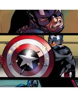 Captain America in Action Dell XPS Skin