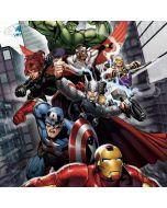 Avengers Team Power Up HP Envy Skin
