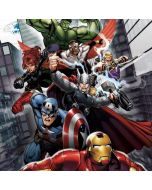 Avengers Team Power Up Wii U (Console + 1 Controller) Skin