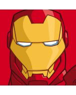 Ironman Face Dell XPS Skin