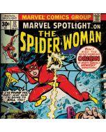 Spider-Woman Origins iPhone XS Waterproof Case
