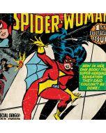 Spider-Woman #1 Apple iPad Skin