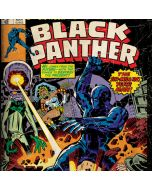 Black Panther vs Six Million Year Man Apple iPod Skin
