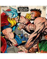 Thor vs Hercules Apple iPad Skin