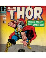 Thor Meets The Immortals Otterbox Commuter iPhone Skin