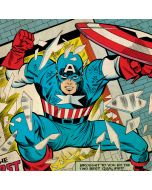 Captain America Revival Apple iPod Skin