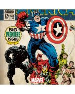 Captain America Big Premier Issue HP Envy Skin