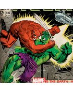 Hulk vs Raging Titan Apple iPod Skin