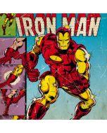 Marvel Comics Ironman Xbox One Console Skin