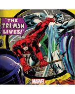 The Triman Lives Amazon Echo Skin