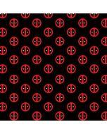 Deadpool Logo Print Dell XPS Skin
