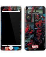 Deadpool Comic Apple iPod Skin
