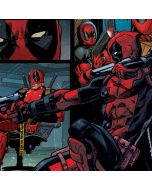 Deadpool Comic Dell XPS Skin