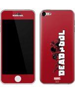 Deadpool Pose Apple iPod Skin