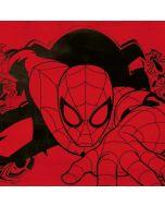 Outline of Spider-Man Google Pixel Skin