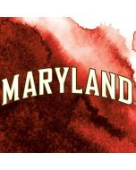 Maryland Red Marble iPhone 8 Plus Cargo Case
