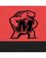 Maryland Terrapins Red Split iPhone 8 Pro Case