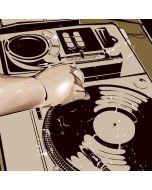 DJ Spinning Dell XPS Skin