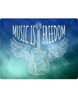 Music Is Freedom HP Envy Skin