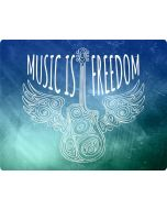 Music Is Freedom Dell XPS Skin